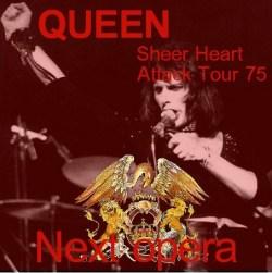 コレクターズCD Queen(クィーン 75年ヨーロッパツアー Hammersmith Odeon)