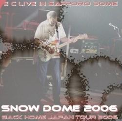 コレクターズCD Eric Clapton(エリッククラプトン 2006年日本公演 埼玉)