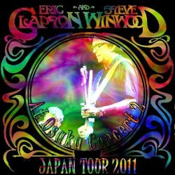 コレクターズCD Winwood&Clapton  2011年日本公演
